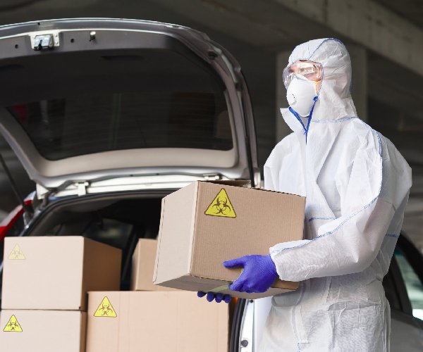 Hazardous Cargo